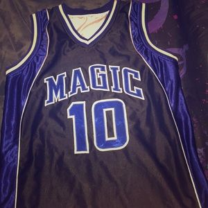 Other - REVERSABLE Magic #10 jersey